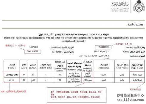 沙特外交邀请函模板
