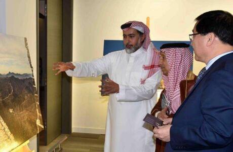 中国主题摄影展在沙特阿拉伯开幕
